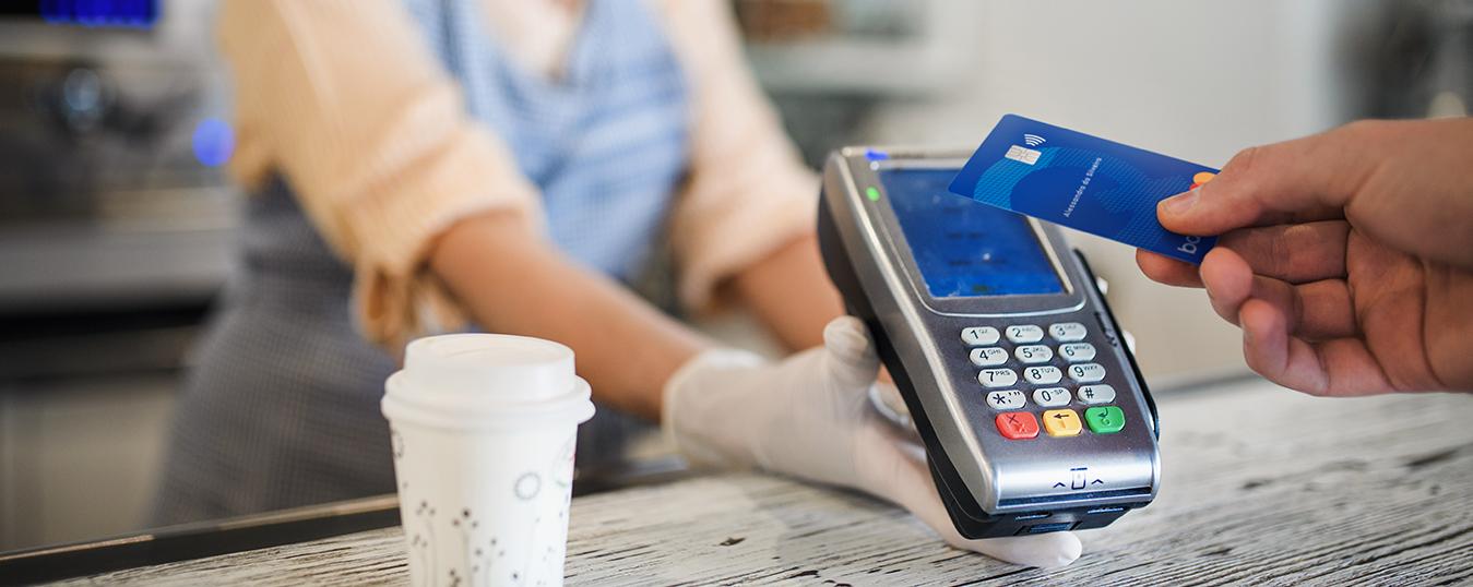 banQi ainda mais digital: pague sem encostar