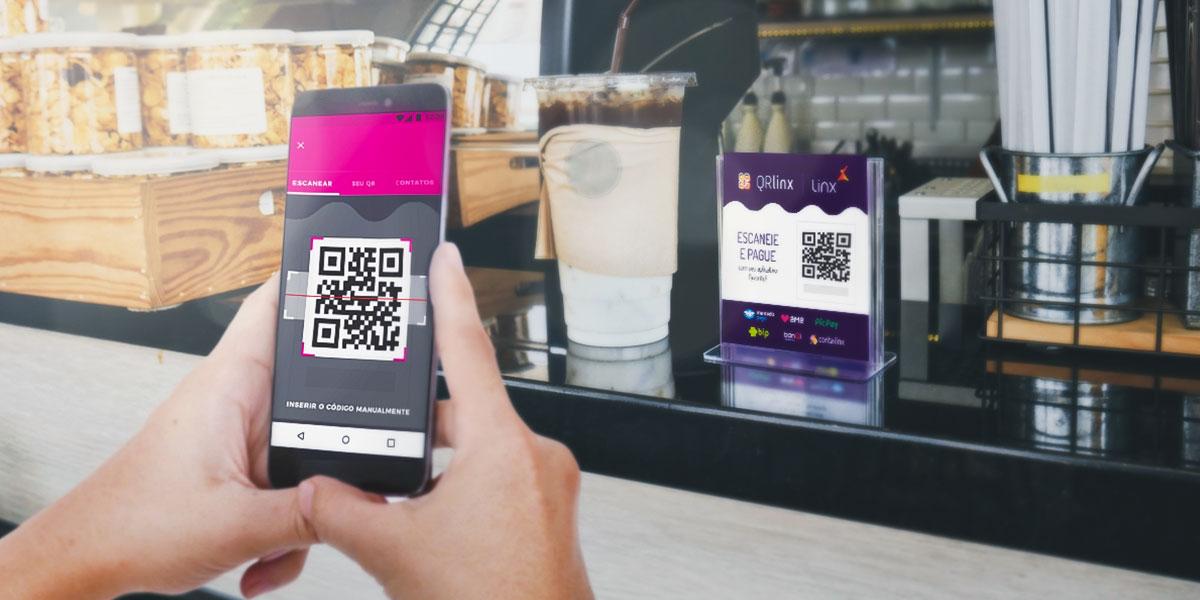 Veja como pagar com QR Code com o banQi